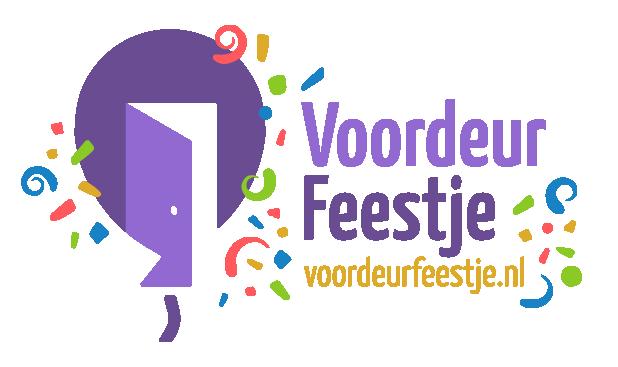 logo voordeurfeestje.nl